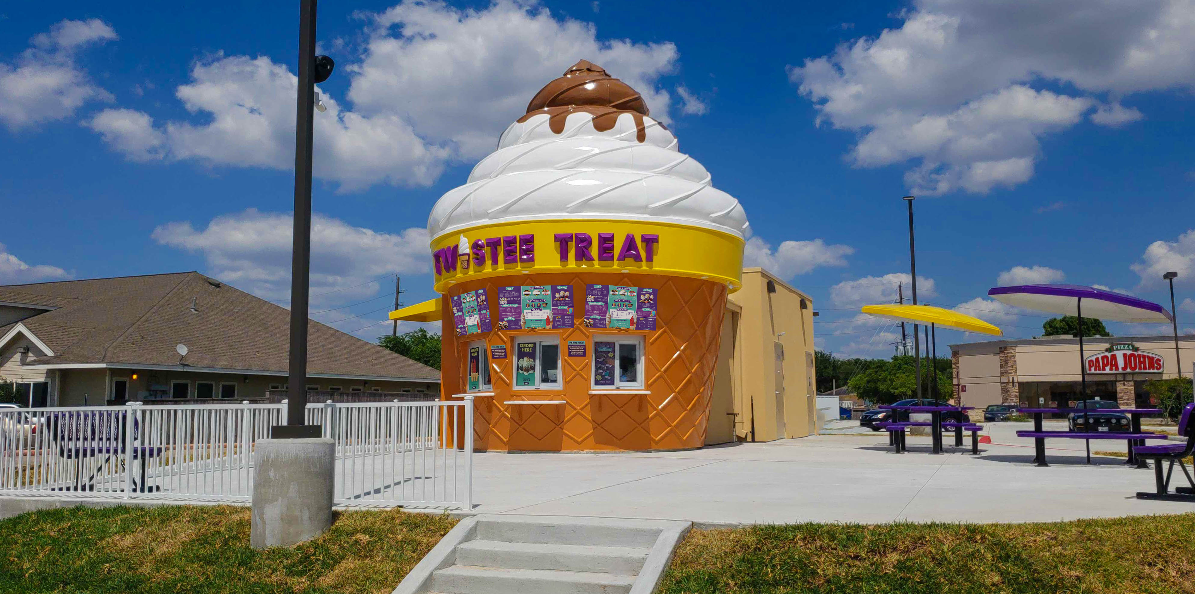 Twistee Treat-Fry